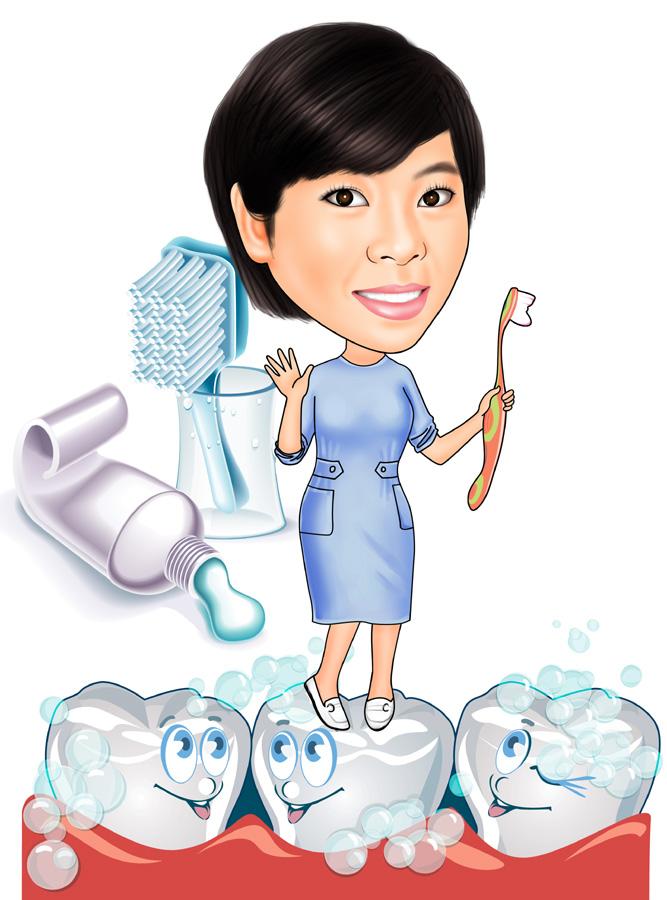 牙周口外專科醫師