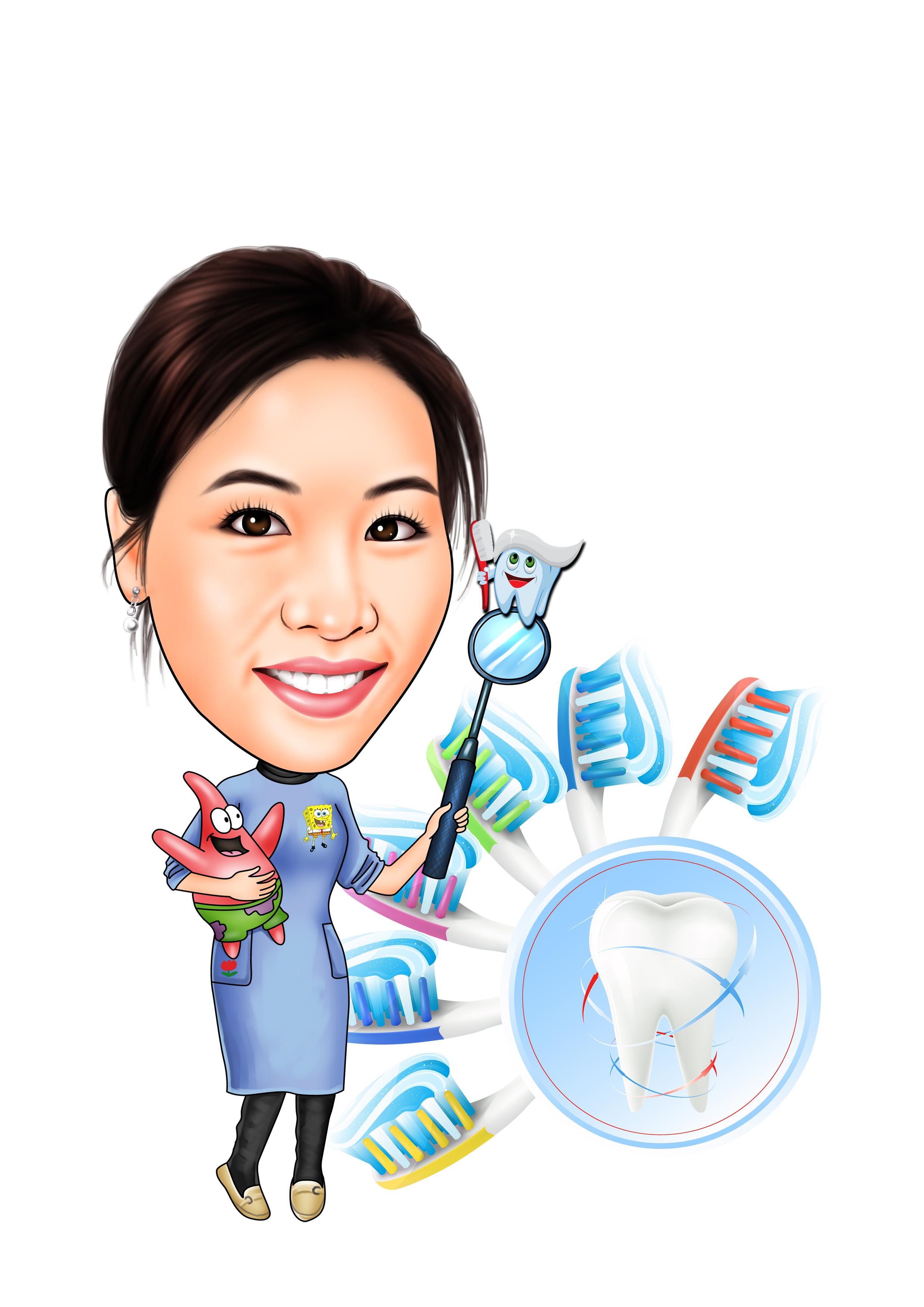 兒童牙醫-何佳諭醫師
